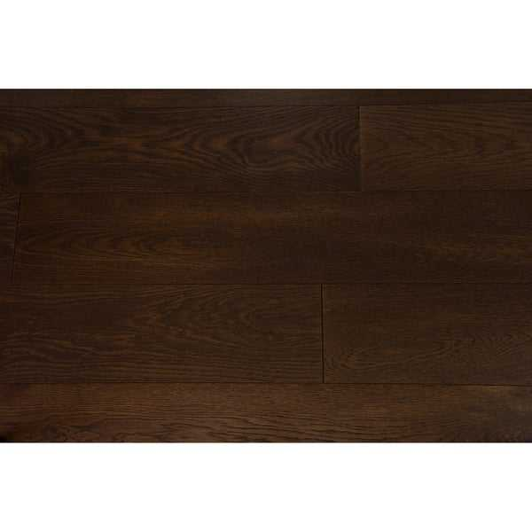 Carboro Collection Engineered Hardwood in Mocha - 3/8' x 6-1/2' (31.97sqft/case) - 3/8' x 6-1/2'